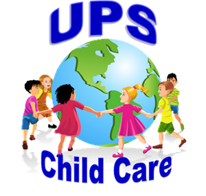 UPS Child Care Logo